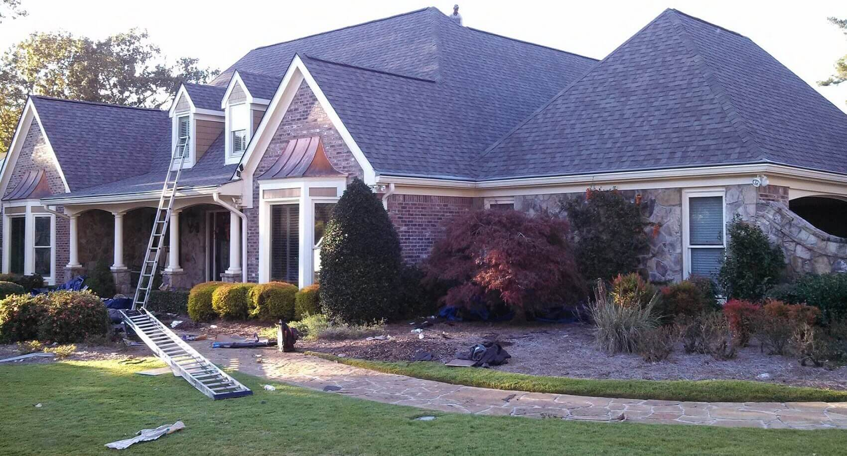 Suwanee residential roofing