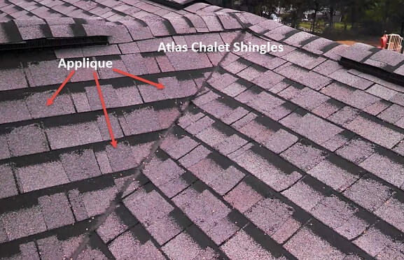 atlas chalet roofing applique rescom roofing