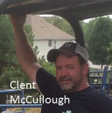 Clent McCullough Landscaping and ResCom Roofing
