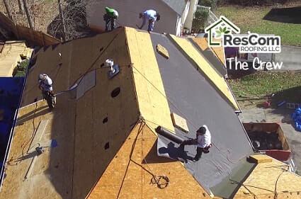 ResCom Team Roof Installers