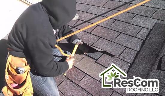Roof repair in Metro Atlanta Georgia