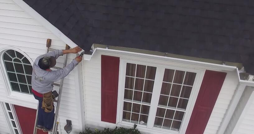 Suwanee gutter installer ResCom Roofing