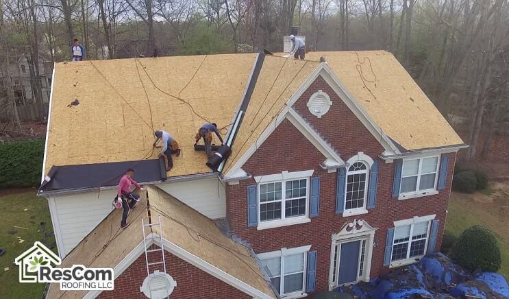 ResCom Roofing Sugar Hill Services